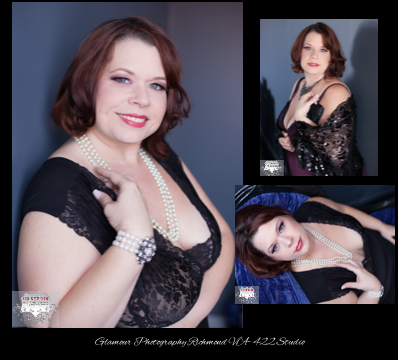 Glamour Photographer Richmond Virginia