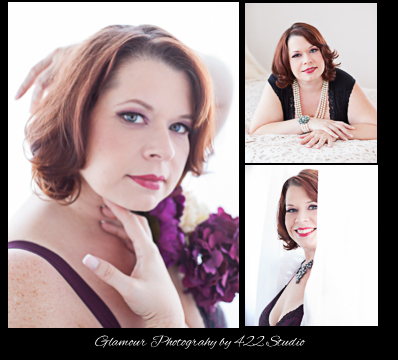 Richmond Glamour Portrait Photographer