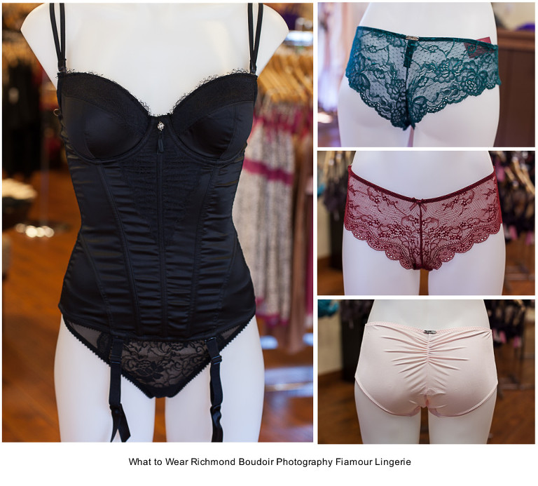 What to Wear Boudoir Fiamour Lingerie Richmond VA 422 Studio
