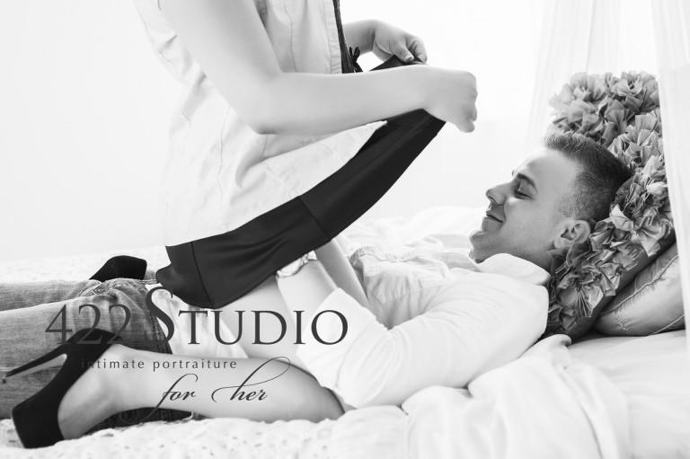 Richmond Virginia Couples boudoir photography