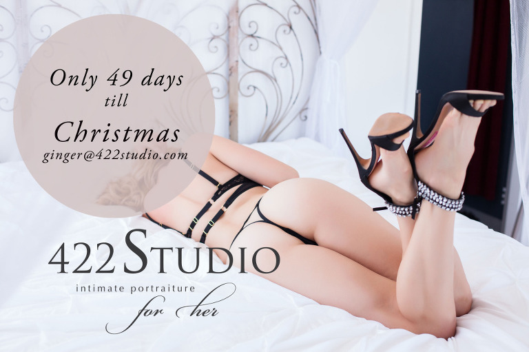 Richmond Boudoir Holiday Sessions