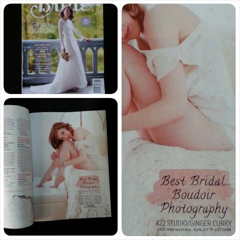 Best Bridal Boudoir Photographer 2014