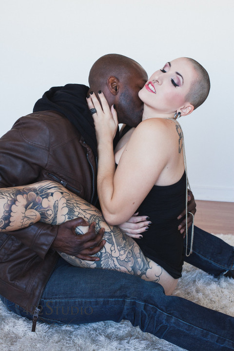 Intimate couples portraits virginia rva