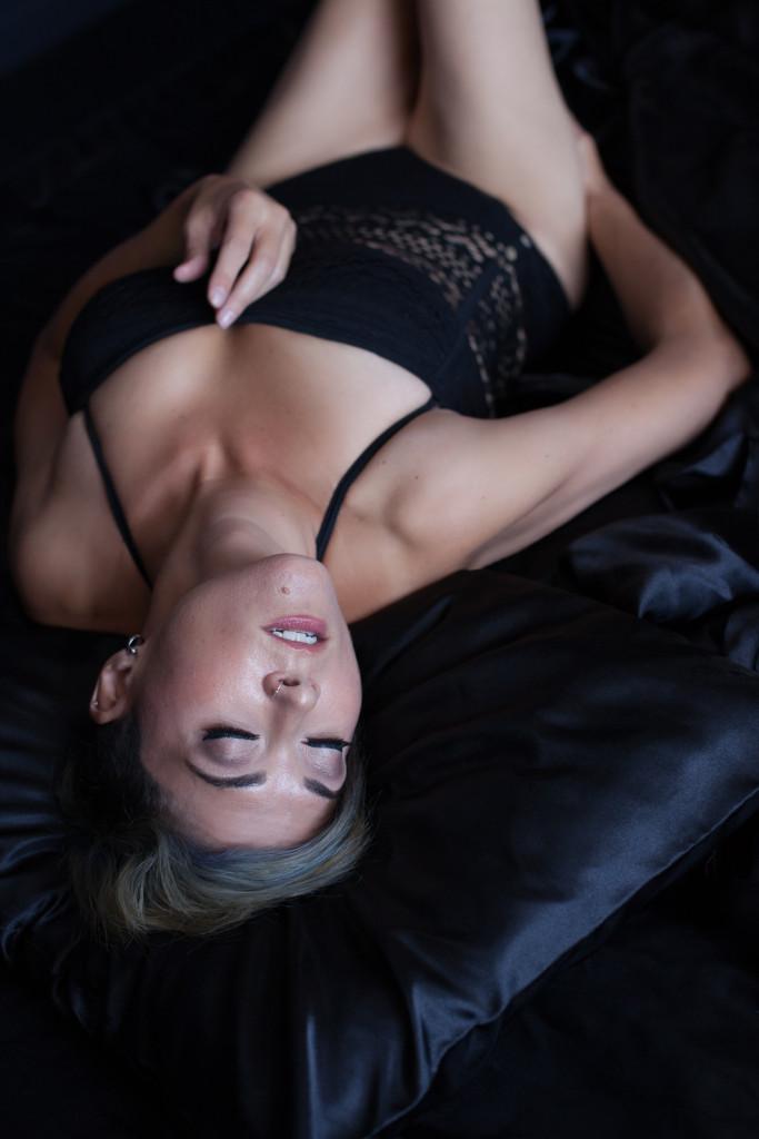 Bridal boudoir photographer richmond virginia