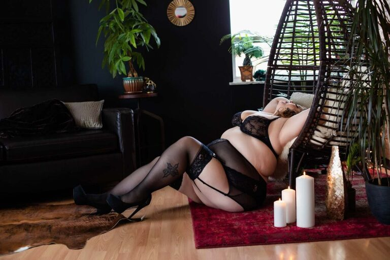 find your confidence with Richmond Boudoir